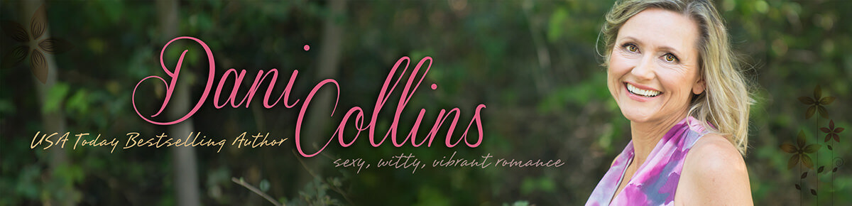 Dani Collins | Sexy, Witty, Vibrant Romance