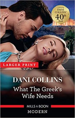 What the Greek's Wife Needs