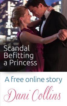 Scandal Befitting A Princess